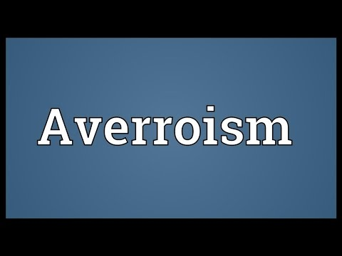 Header of Averroism