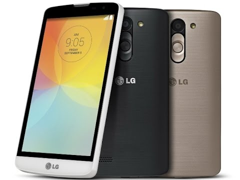 LG Max full specifications and review - YouTube