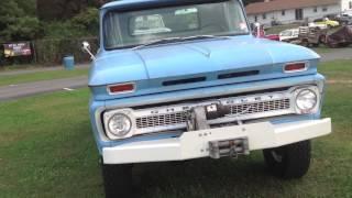 1964 Chevy 4x4