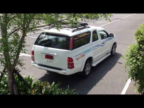 โตโยต้า ไฮลักซ์วีโก้ แชมป์ - สปอร์ตแวน (Sportvan)