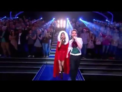 Nicole Scherzinger All I Want For Christmas is you -Bring the noise