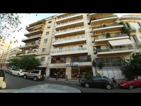 Hotel Socrates Athens Greece Real-Life Review 2017