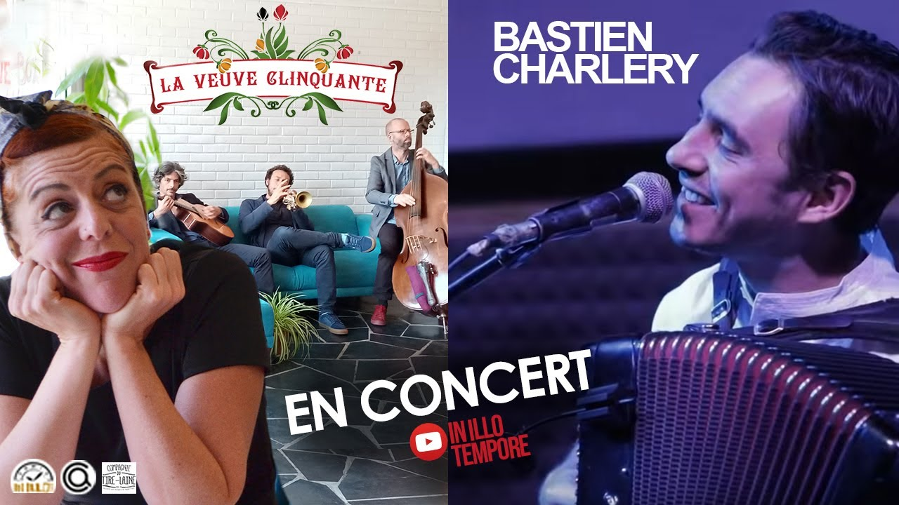 Le Livestream de La Veuve Clinquante et de Bastien Charléry