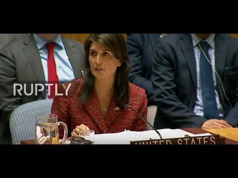 LIVE: UNSC holds meeting over Syria crisis