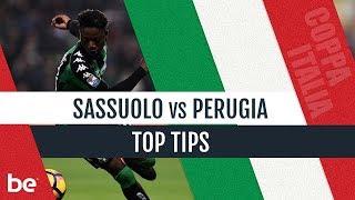 Coppa Italia predictions Sassuolo vs Perugia top betting tips