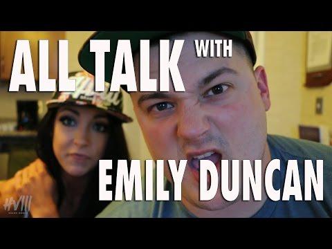 ALL TALK with EMILY DUNCAN (BIKINI PREP, BOOBS, STEAK BARS)