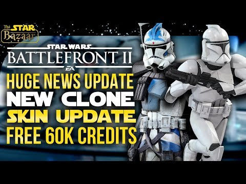 NEW HUGE Clone Skins Update | Battlefront 2 Update thumbnail