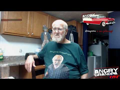 Angry Grandpa LIVE on Twitch! (official broadcast 7)