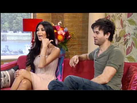 Nicole Scherzinger & Enrique Iglesias - Interview (This Morning - 7th October 2010)