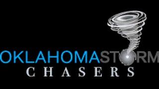 Chasse a l'orage du dimanche 28 Mai 2017 par Oklahoma StormChasers
