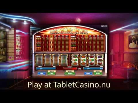 Random 2 Wins Video Slot - Casino Games On Tablet
