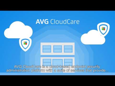 AVG CLOUDCARE FROM AVG BUSINESS BY AVAST