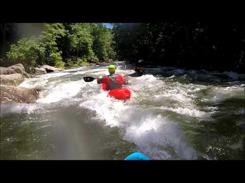 Savage River 1000 CFS
