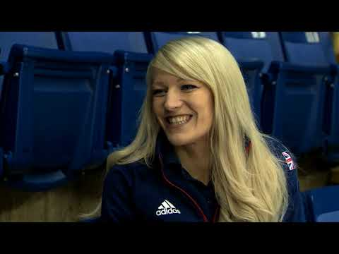 Ice queen Elise Christie hopes for gold at next Winter Olympics