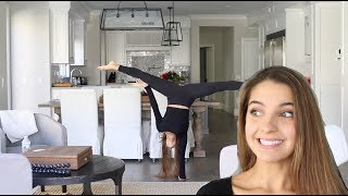 Answering YOUR Questions (WHILE IN A HANDSTAND?!)
