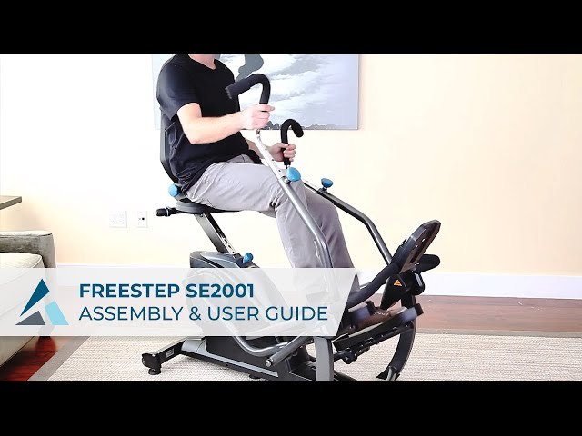 FreeStep SE2001 Assembly & User Guide Video