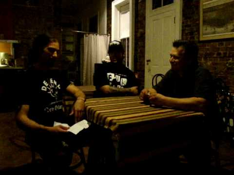 OUTLAW ORDER TH INTERVIEW - NEW ORLEANS - 8/14/09 Pt 1
