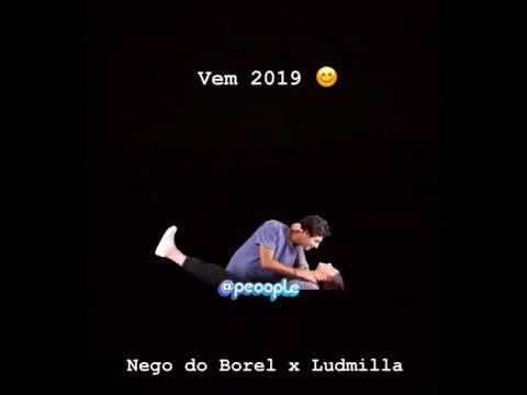 Nego do Borel & Ludmilla - Só no amor prévia 2019