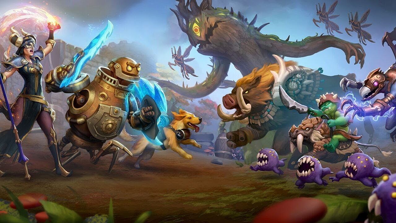 Buy Torchlight Frontiers Alpha Access | MMO Gamer Store