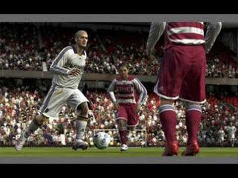 EA Sports FIFA 08 Soccer - Game Preview (Image)