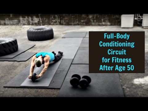 Saint Patrick's Day Workout for Fitness Over Age 50