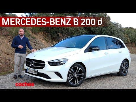 Mercedes-Benz Clase B 2019 | Prueba a fondo | Review en español - Clicacoches.com