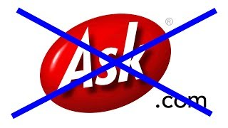 How to remove Ask.com toolbar from your browser - tutorial