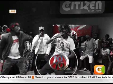 Pizzo & The Tergat Gang #10Over10