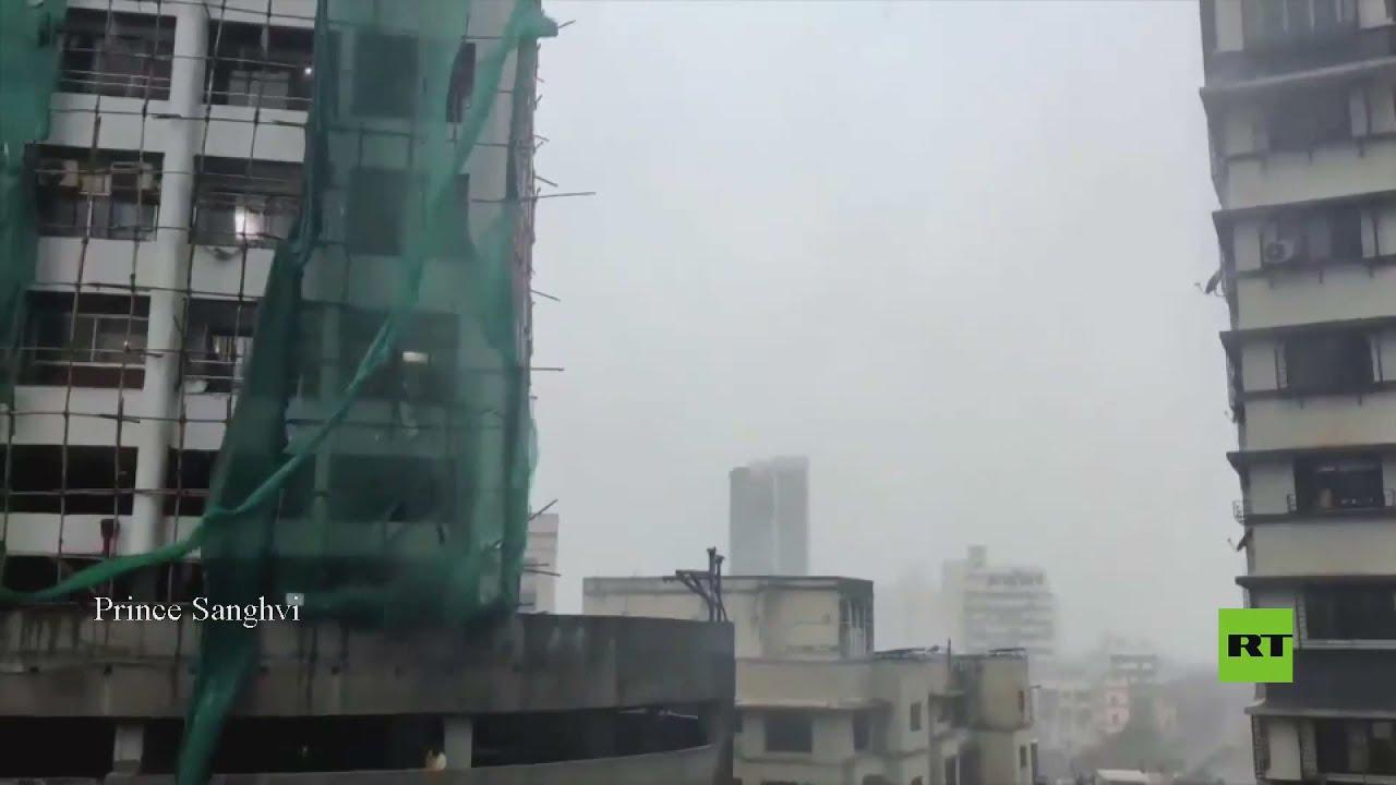 عاصفة قوية تضرب الهند  - نشر قبل 2 ساعة