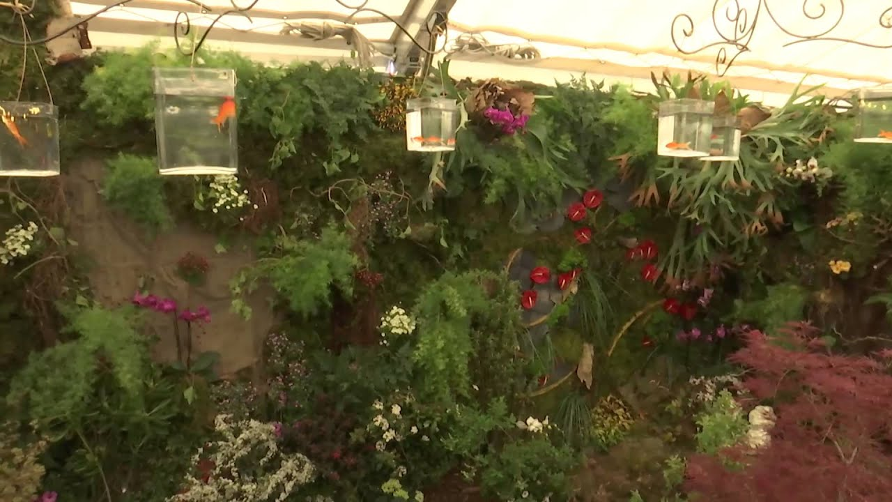 Salon Habitat Et Jardin 2015 Youtube