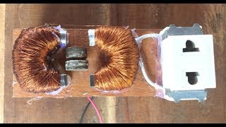 Download Video Free Energy , 200V AC generator, can charge the phone MP3 3GP MP4