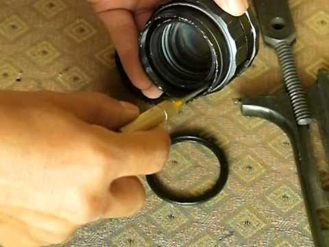 Ujangubed# Membuka Lensa Takumar Ulir 50mm F/1.4