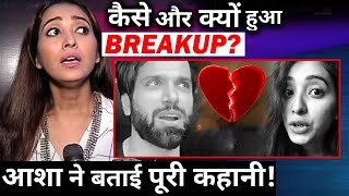 Finally Actress Asha Negi Opens About Her Breakup With Actor Rithvik Dhanjan !