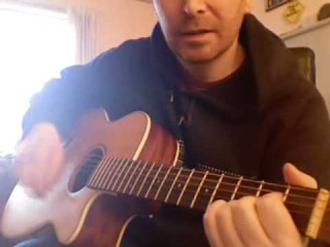 S&G - Mrs. Robinson (cover with chords) play-a-long - YouTube