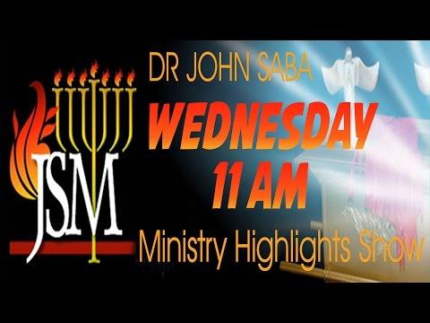 John Saba Ministry Higlights 6/15/15