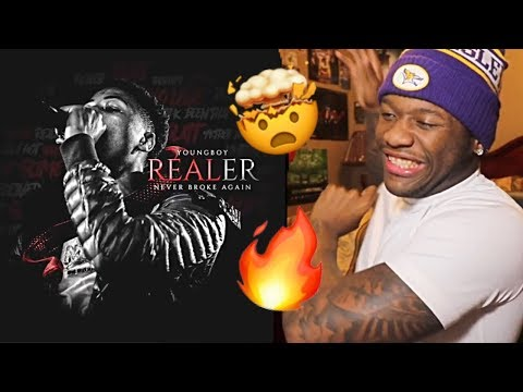 NBA YOUNGBOY – REALER (REACTION/REVIEW)