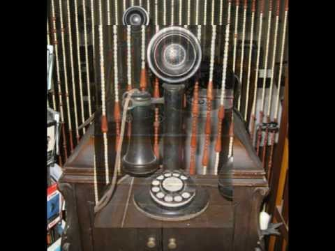Antique Telephone Collection & History Tour - Atco's Game Room 2015