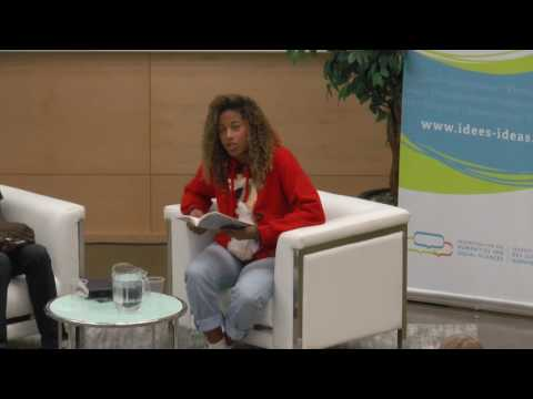 Big Thinking at Congress - Aja Monet Interviewed by Desmond Cole - June 1, 2017