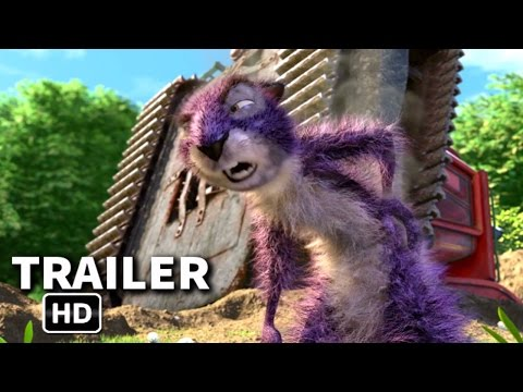 The Nut Job 2: Nutty by Nature | Official Trailer (2017) Animated Movie Trailer HD
