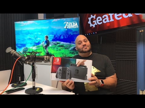 🔴 LIVE: Nintendo Switch Review & Breath of the Wild + Q&A!