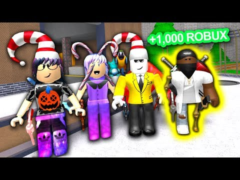 GIVING A FAN ROBUX