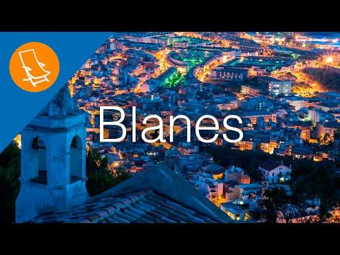 Blanes - Where the Costa Brava begins