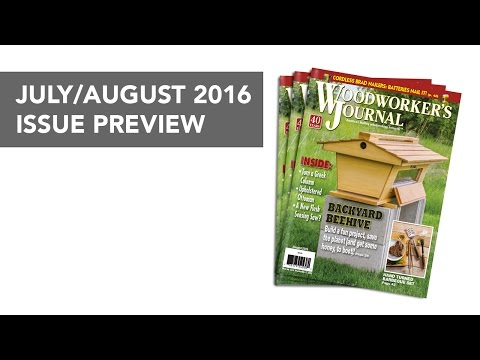 July/August 2016 Issue Preview