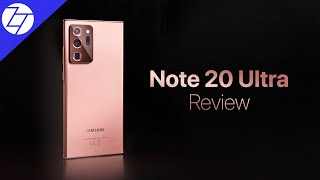 Samsung Galaxy Note 20 Ultra - FULL Review (after 2 months of use)