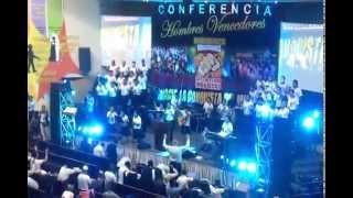 """Conferencia de Hombres Vencedores 2015 """" Conforme al Corazón del Varón Perfecto"""""""