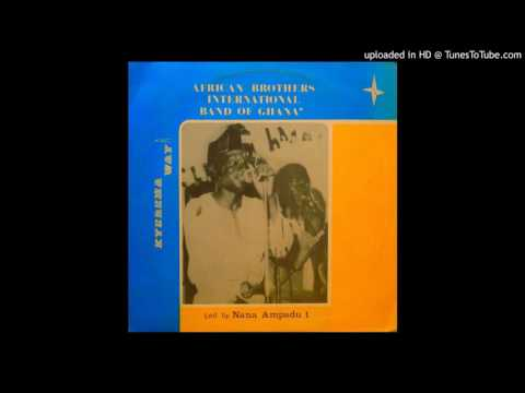 African Brothers International - Kyerema way