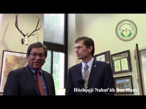 Senator Martin Heinrich Message to Navajo Nation