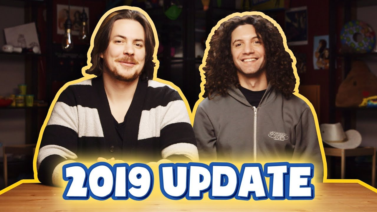 2019 Game Grumps Updates + More!