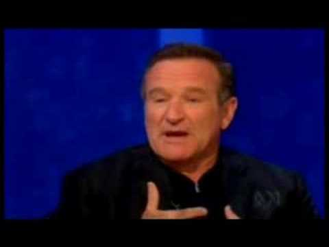 Robin Williams, Parkinson (pt1) [2007]