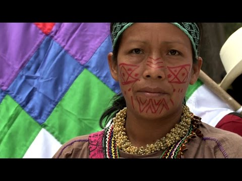 Peru's indigenous people call for environmental protections